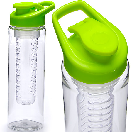 27103 Бутылка для воды с инфузером 650 мл MB (х24)