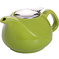 23057 Заварочный чайник 750мл САЛАТОВЫЙ LR (х24)