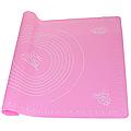 88855 Коврик силикон розов 45х65 см MB (х60)(х100)