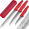 24140 Набор ножей 3 ножа + магнит МВ (х10)