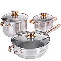 26034-1 Набор посуды 6пр 6,6+2,1+3,4л MB (х1)