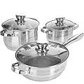 26033-1 Набор посуды 6пр 6,6+2,1+3,4л MB (х1)