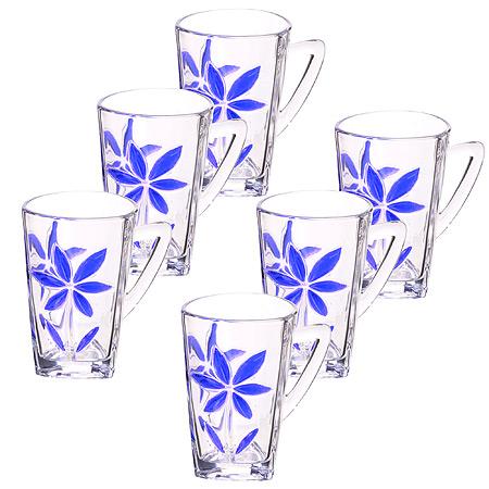 24085 Набор стаканов 6пр 255мл LR (х6)