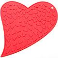 20032-2 Подставка Красный силикон