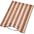 28079 Доска разделочная 34х24см бамбук МВ (х12)