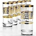 24074 Набор стаканов 6пр х 260мл в под/упак LR(х6)