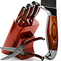 23624 Набор ножей 7пр кованых МВ (х6)