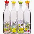 27821 Бутылка для масла 500 мл (в ассортименте) LR (х24)