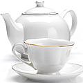 27570 Чайный сервиз 13пр 220мл 1л в под/уп LR (х4)