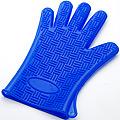 4427-3 Прихватка-перчатка СИНИЙ силик.MBXL (х96)