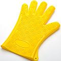 4427-4 Прихватка-перчатка ЖЁЛТЫЙ силик.MBXL (х96)