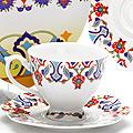 26624 Чайная пара 2пр (чашка180мл+блюдце) LR (х30)