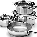 5003vx Набор посуды 7пр 7,5-9,5-11,5-6см VX (х2)