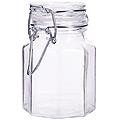 27806 Банка для сыпучих 100 мл стекло LR (х48)