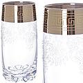 MS812-02 Набор 6-ти стаканов д/коктеля 390мл (х4)