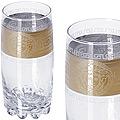 MS812-41 Набор 6-ти стаканов д/коктеля 390мл (х4)