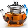 26200 Заварочный чайник стекло 400мл+сито MB (х60)