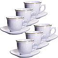 25611 Кофейный набор 12пр 90мл в под/упак LR (х12)