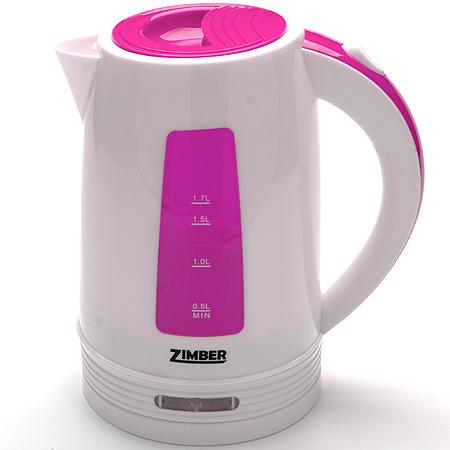 10847 Чайник электрический диск 1.7л 2200Вт ZM(х8)