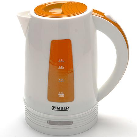 10848 Чайник электрический диск 1.7л 2200Вт ZM(х8)