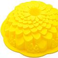 22075-2 Форма силикон 22х7,5см ЖЕЛТЫЙ МВ (х48)