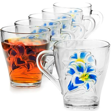 2998(243-4) Набор стаканов 6пр 320мл (х12)