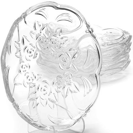 577 Блюдо стеклянное 6 штук KOKAB (х6)