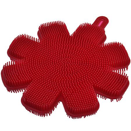 885 Губка силиконовая для мойки посуды (х300)