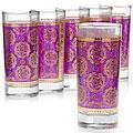 25764 Набор стаканов 6пр 260мл стекло LR (х6)