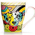 26567-2 Кружка 340мл Собака подар/упак LR (х48)