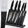 22716 Набор ножей 5 пр на подставке сил/р МВ (х6)