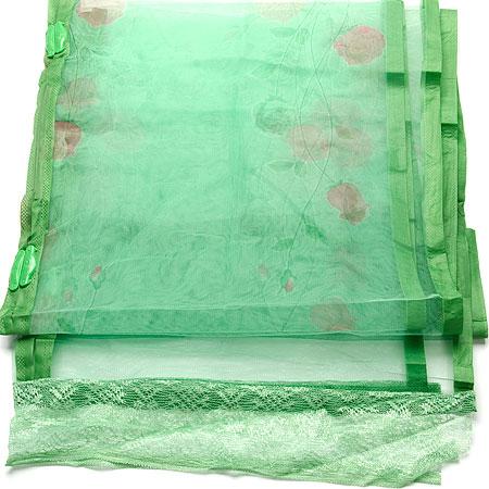86-B2 Сетка москитная 0,9 х 2,10 зеленая (х60)