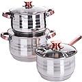 26042-1 Набор посуды 6пр 6,6+2,9+2,1л MB (х1)