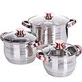 26042-2 Набор посуды 6пр 3,9+2,1+2,9л MB (х1)