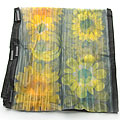 26050-1 Москитная сетка 210х49,5 в упаковке ЦВЕТЫ MB (х24)