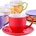 26553 Чайный сервиз 12пр 240мл в под/упак LR (х6)