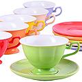 26554 Чайный сервиз 12пр 240мл в под/упак LR (х6)