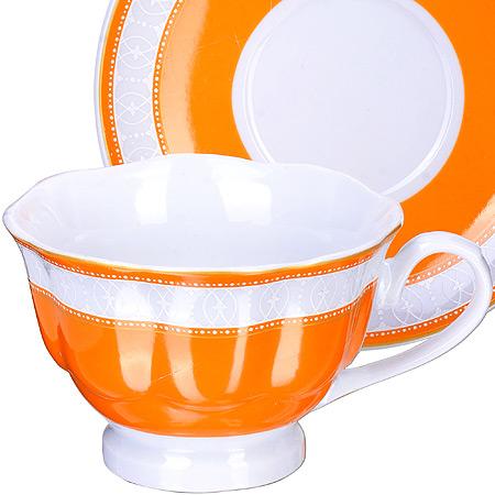 28621 Чайная пара 2 предмета 220мл LR (х18)