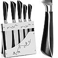 21233 Ножи кованные 6 пр на подставке МВ (х6)