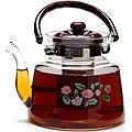 20782 Заварочный чайник 1,8 л нерж+стекло MB (х12)