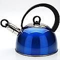 3227-4  Чайник мет.СИНИЙ.2,5л ст/пласт/руч MB(х12)