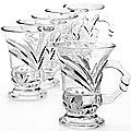 24694 Набор стаканов 6пр 100мл в под/упак LR (х6)