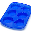 20039-4 Форма Синий силикон MB 1по6шт (х48)