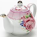 24559 Заварочный чайник 1л в под/уп РОЗЫ LR(х12)
