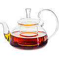 24936 Заварочный чайник стекло 600мл с/кр МВ (х16)