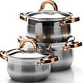 25092 Набор посуды 6пр с/кр 1,8+2,5+3,5л МВ (х4)
