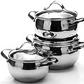 25095 Набор посуды 6пр с/кр 2+2,7+3,7л МВ (х4)
