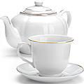 26419 Чайный сервиз 13пр (220мл+1л чайник) LR (х4)