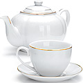 26420 Чайный сервиз 13пр (220мл+1л чайник) LR (х4)