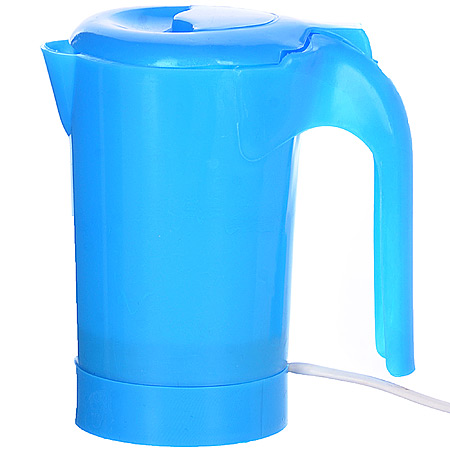 291-007 Мини чайник 0,5л пластик (х36)